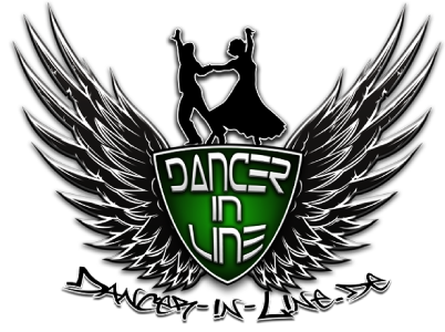 Dancer in Line Logo